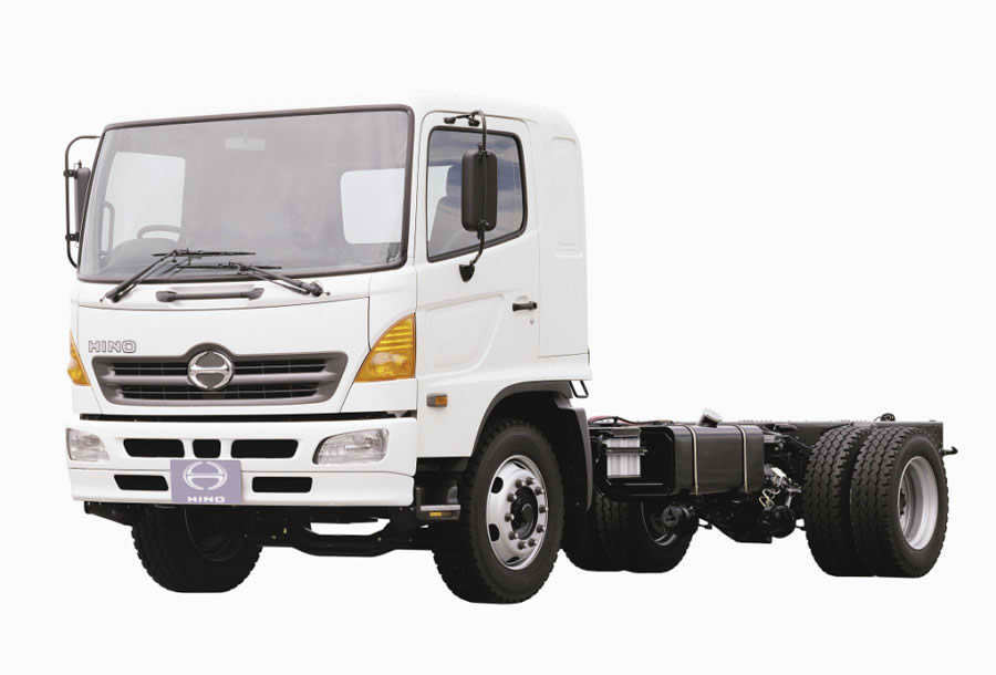 Camion Hino GH8J serie 500