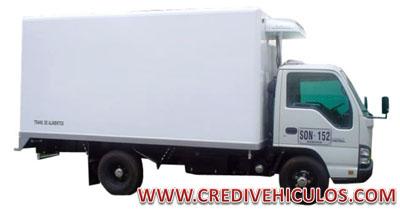 69f58291103ec Furgon Refrigerado - Crédito de vehículos - Credivehículos