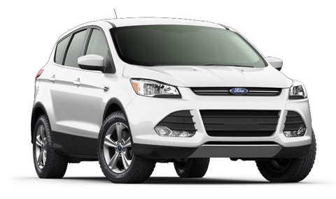 Camioneta Ford Escape