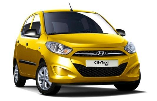 Hyundai City taxi Plus