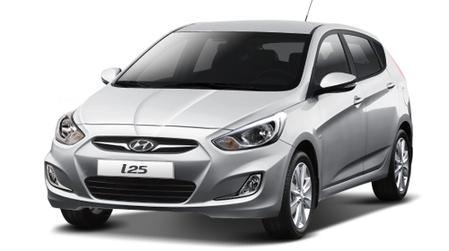 automovil Hyundai i25 Hatchback