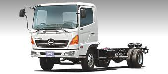 Camion Hino GD8J