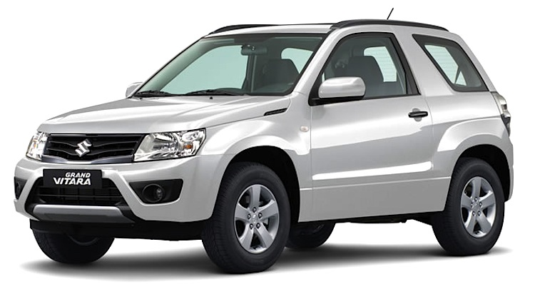 Campero Suzuki New Grand Vitara 3P