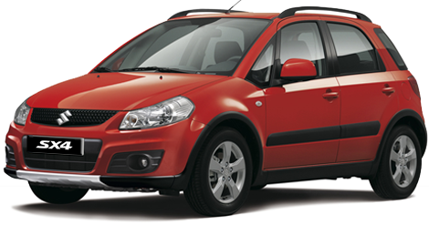 Automovil Suzuki New SX4