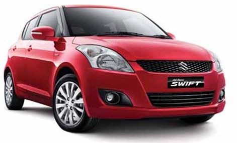 Automovil Suzuki Swift Live GT