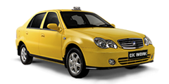 Automovil Geely CK Taxi