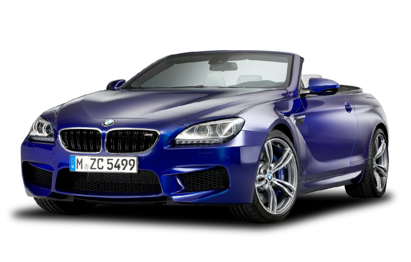 autmovil BMW  M6 cabrio