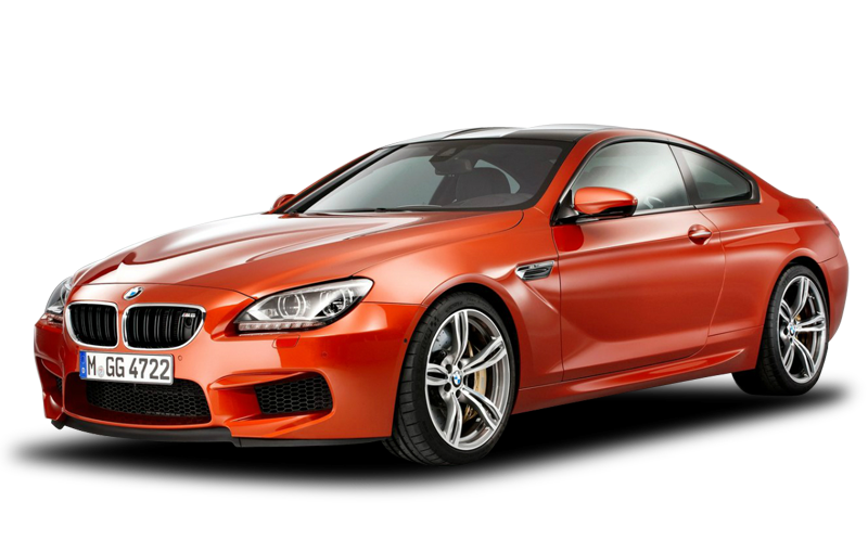 Automovil Coupe BMW Serie M