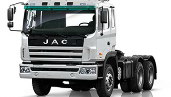 Los Camiones JAC en Colombia