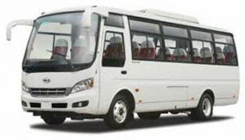 Microbus 6738 – 19 Pasajeros