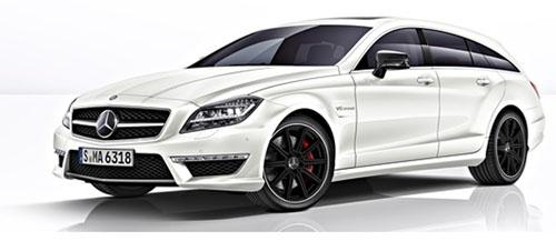 Mercedes Benz Clase CLS Shooting Brake