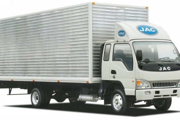 Furgón Mixto para JAC 1083 de 7.4 toneladas