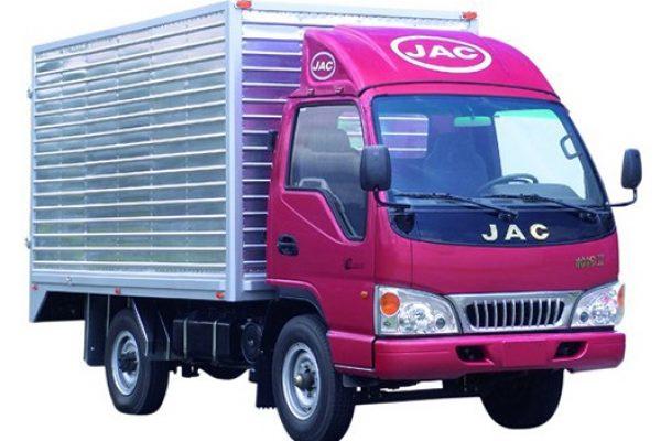 Furgón Mixto para JAC 1035 de 2 toneladas
