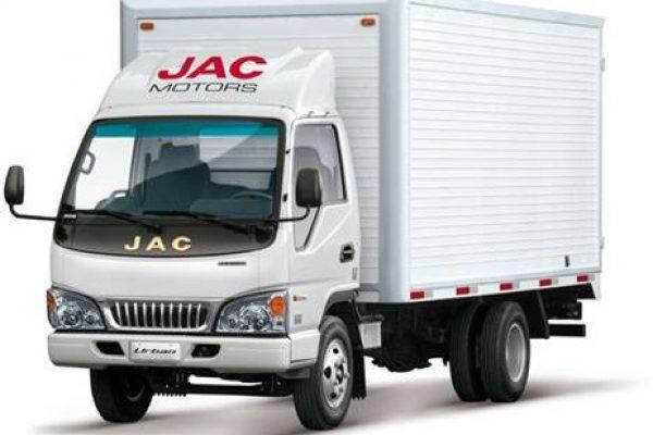 Furgón mixto para JAC 1050 de 5 toneladas
