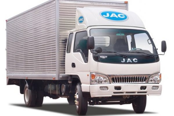 Furgón Mixto para JAC 1063 de 5.7 toneladas
