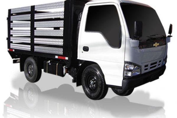 Carrocería de estacas para Chevrolet NHR